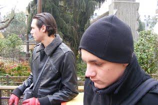 Toon en Sjors in Disney 2008